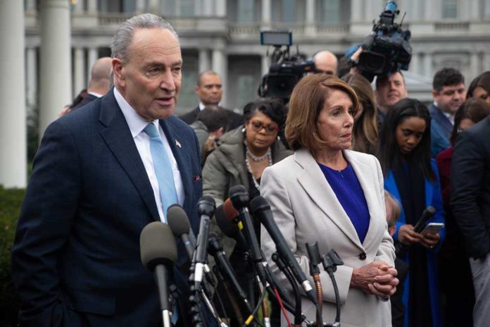 Pelosi and Schumer Called to White House Amid Infastructure Crisis