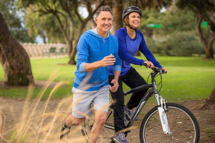Outdoor Exercise Banned to Stop Spread of COVID